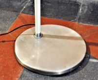Small Arc Floor Lamp, 1970s for sale at Pamono