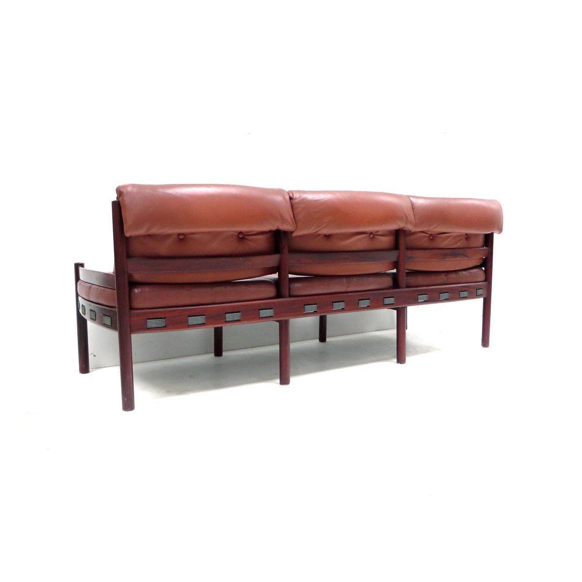 leather corner sofa spain clarke fabric queen sleeper bed with table 1960s for sale at pamono