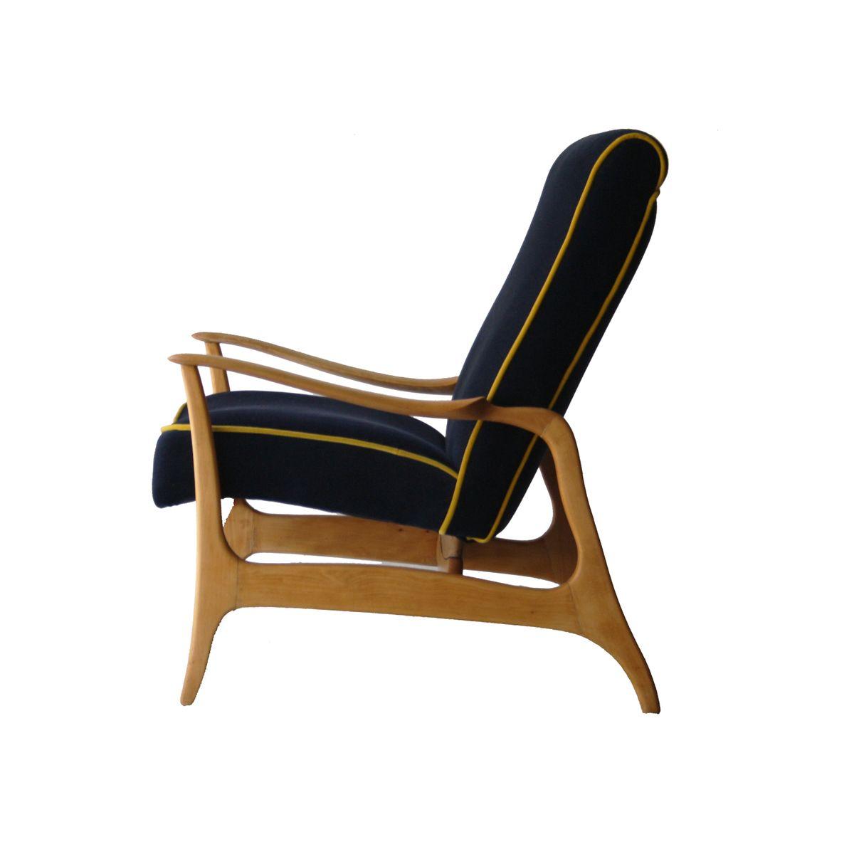 Designer Sessel Aus Italien Italienische Sessel Aus Buche And Samt