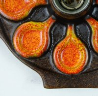 Vintage Ceramic Wall Sconce for sale at Pamono