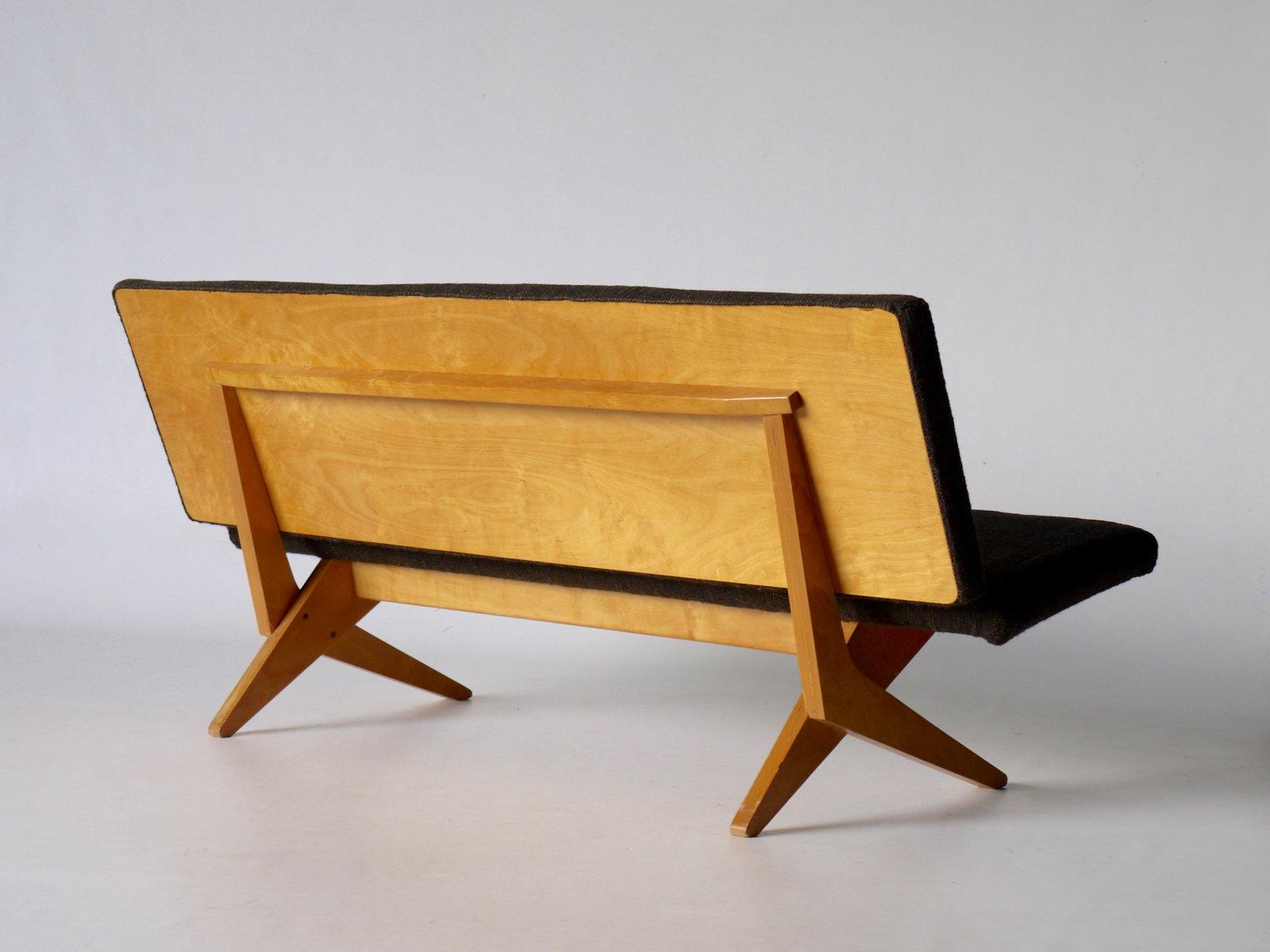 sofa for van singapore living room ideas with grey leather sofas scissor by jan grunsven ums pastoe 1950s
