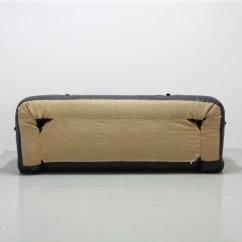 Anfibio Leather Sofa Bed Polovni Namestaj Mia By Alessandro Becchi For Giovannetti