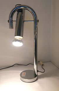 Desk Lamp, 1970s for sale at Pamono