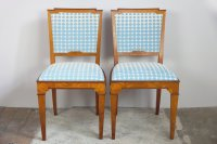 Vintage Dining Room Chairs, 1920s, Set of 2 for sale at Pamono