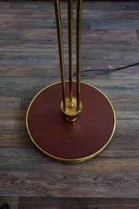 Mid-Century Floor Lamp, 1950s for sale at Pamono