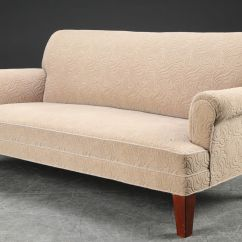 A Sofa In The Forties Standard Sizes Set Danish 2 Seater 1940s For Sale At Pamono