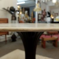 Mid-Century Pedestal Dining Table by Osvaldo Borsani ...