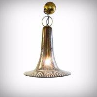 Vintage Italian Pendant Lamp for sale at Pamono