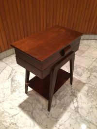 Mid-Century French Small Cabinet for sale at Pamono