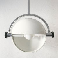 Mid-Century Large Italian Pendant Lamp for sale at Pamono