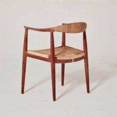 The Chair Hickory Stool Mid Century Model Jh501 By Hans Wegner For Johannes Hansen Price Per Piece