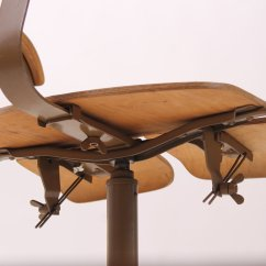 Revolving Chair Rate Hanging Gumtree Brisbane Mid Century Industrial From Drabert For