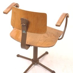 Revolving Chair Troutman Rocking Chairs Price Mid Century Industrial From Drabert For Sale At Pamono