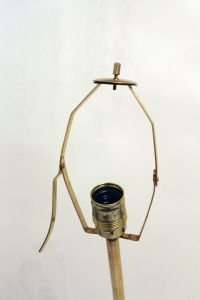 Floor Lamp from Kalmar, 1940s for sale at Pamono