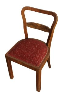 Dining Chairs, 1930s, Set of 4 for sale at Pamono