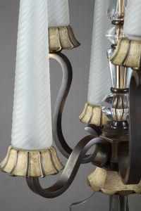 Vintage Art Deco Floor Lamp for sale at Pamono