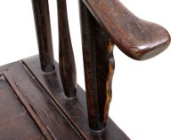 Chinese Antique Horseshoe Chair for sale at Pamono