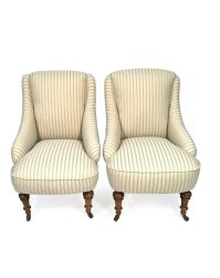Vintage Lounge Chairs, Set of 2 for sale at Pamono