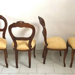 Italian Dining Chairs Australia Lazy Boy Recliner Chair Covers Louis Xv 1950s For Sale At Pamono