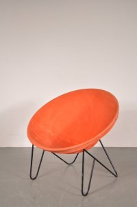Hoop Chair, 1950s for sale at Pamono
