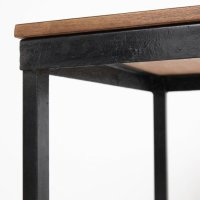 Mid-Century Bridge Table by Charlotte Perriand for Steph ...