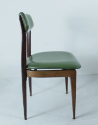 Dining Chairs, 1950s, Set of 6 for sale at Pamono