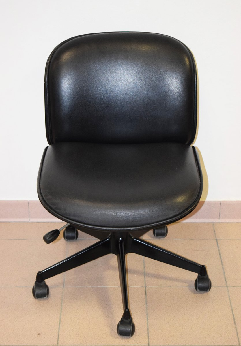 Vintage Swivel Chair Vintage Office Swivel Chair By Ico Luisa Parisi For Mim 1962