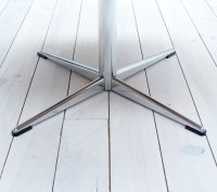 Mid-Century Teak & Chrome Coffee Table for sale at Pamono