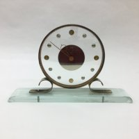 Mid-Century Modern Table Clock from Venini for sale at Pamono