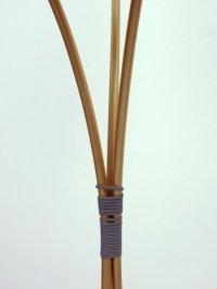 Three-Arm Floor Lamp, 1950s for sale at Pamono