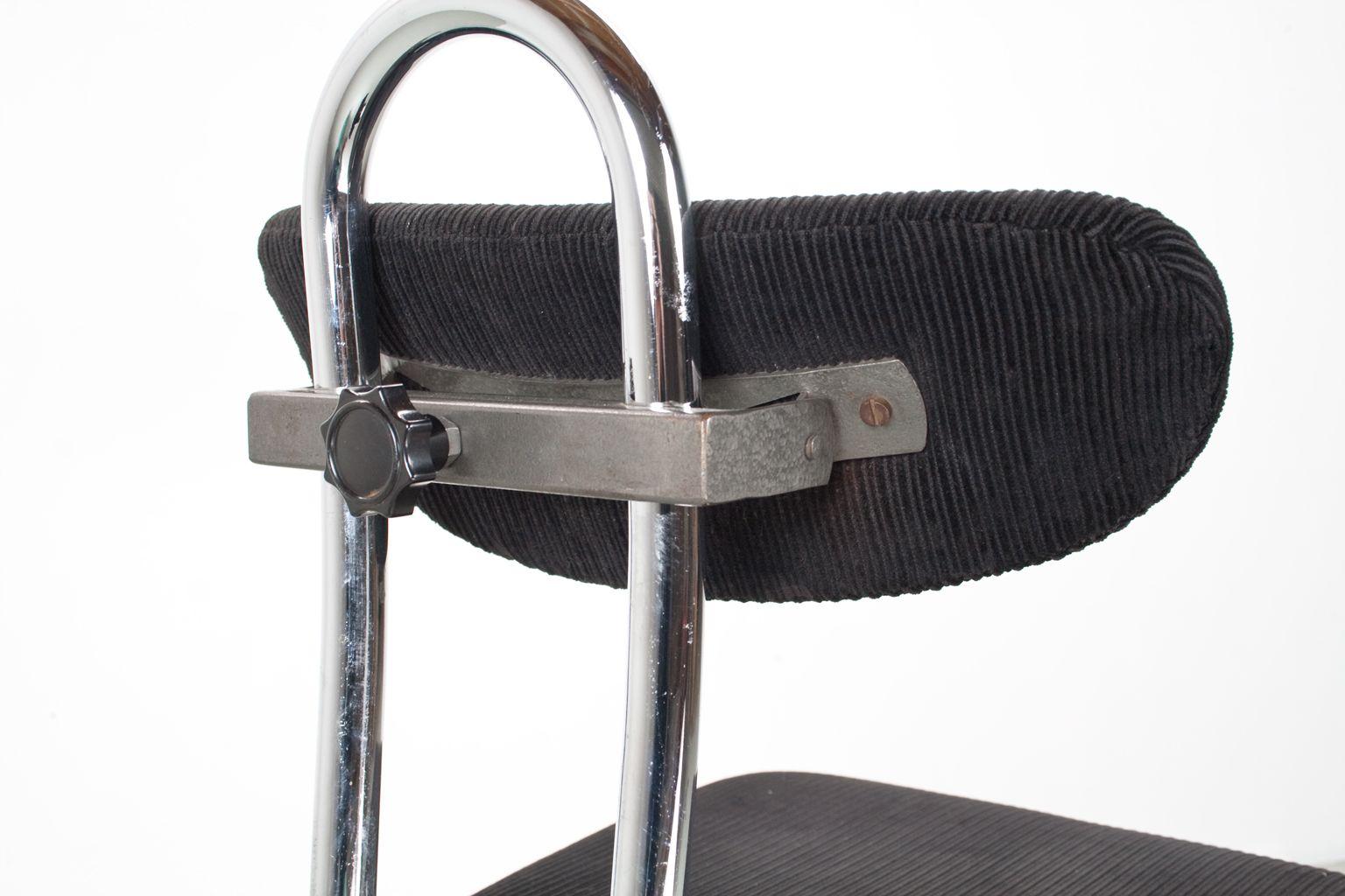 swivel chair ireland 2 kitchen table dutch by willem hendrik gispen for gispen, 1960s sale at pamono