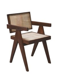 Mid-Century Office Chair by Pierre Jeanneret for sale at ...