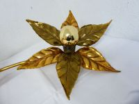 Vintage Brass Wall Light, 1970s for sale at Pamono