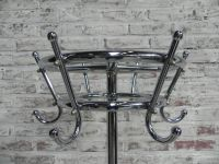 Vintage Standing Chromed Coat Rack from Tubax for sale at ...