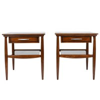 Mid-Century Modern Side Tables, Set of 2 for sale at Pamono