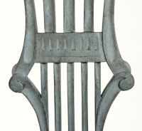 Antique Horsehair Dining Chairs, Set of 6 for sale at Pamono