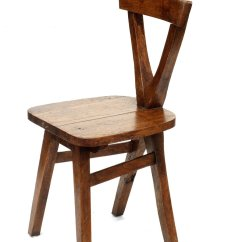 Vintage Wooden Chairs Metal Frame Dining Set Of 4 For Sale At Pamono