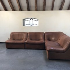 De Sede Sofa Vintage Standard Dimensions In Inches Ds46 Sofas From Set Of 4 For Sale At Pamono
