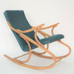 Green Rocking Chair Patio Covers Near Me By Ton 1970s For Sale At Pamono