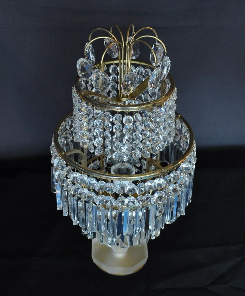 Table Crystal Lamp Bead
