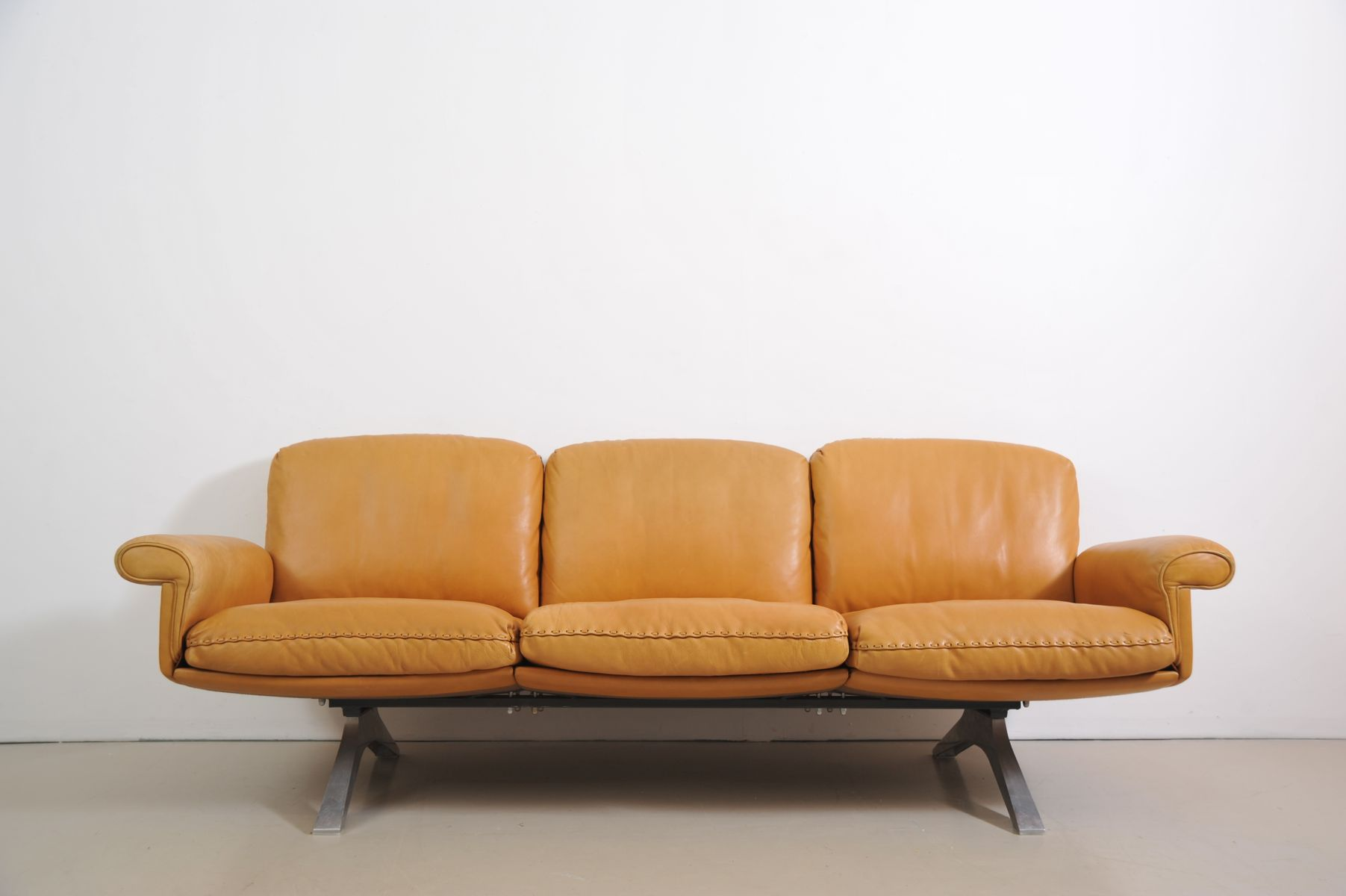 de sede sofa vintage house of fraser leather beds ds31 from for sale at pamono