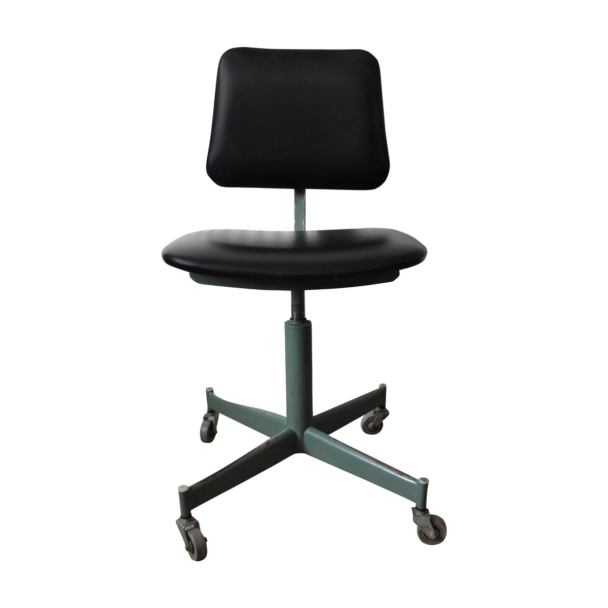 Industrial Office Chair Industrial Office Chair From Lusodex 1970s For Sale At Pamono