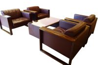 Mid-Century Living Room Set from Wilhelm Knoll for sale at ...