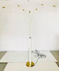 Vintage Italian Floor Lamp, 1970s for sale at Pamono