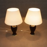 Vintage Italian Table Lamps, Set of 2 for sale at Pamono