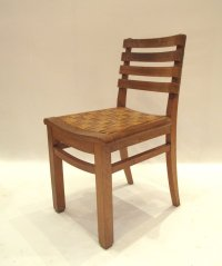 Dining Chairs, 1940s, Set of 6 en vente sur Pamono