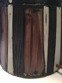 Vintage Ceramic Floor Lamp for sale at Pamono