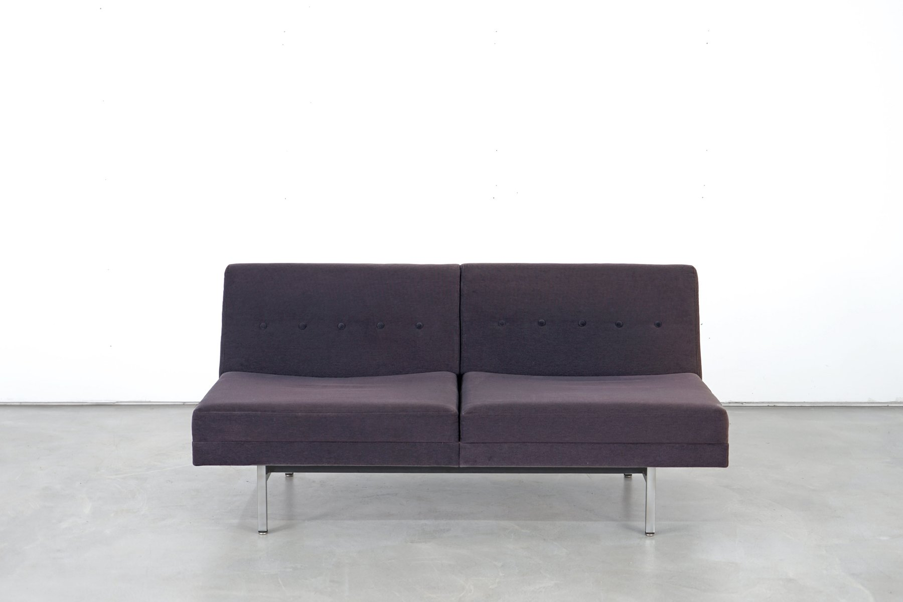 herman miller modular sofa sets uk cheap seating series 2 seater by george nelson for
