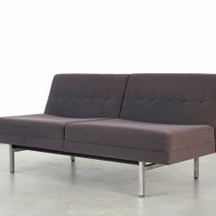 Herman Miller Modular Sofa Cheapest Bean Bag Seating Series 2 Seater By George Nelson For