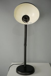 Articulated Desk Lamp from Unilux, 1970s for sale at Pamono